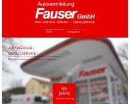 Bild Fauser Vermögensverwaltungs GmbH & Co.KG