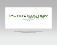 Bild FACTS 4 EMOTION Verwaltungsgesellschaft mbH