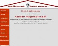 Bild Gebrüder Morgenthaler GmbH