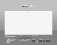 Bild Webseite Euro-Hanse Hamburg