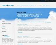 Website ESK Holding
