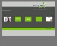 Bild Gesundheitsbüro GmbH für Beratung und Dienstleistung im Gesundheitswesen