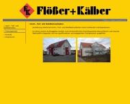 Fl??er + K?lber - Hoch-, Tief- und Stahlbetonarbeiten