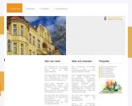 Bild Webseite Goldenzeil Immobilien Rheinstraße 10 Berlin