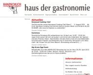 Bild Handschuch Haus der Gastronomie GmbH