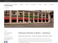 Bild Webseite Günther Skiba Berlin