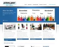 Bild Webseite Handelsgesellschaft Hinrich Zieger Hamburg