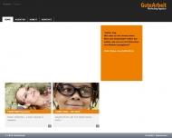 Bild Webseite GuteArbeit Marketing Düsseldorf
