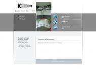 Website Keramik Vertrieb Helmich