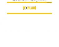 Bild ITX-PLAIN Internet - Systemhaus und Beratungsgesellschaft mbH