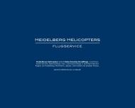 Bild Heidelberg Helicopters GmbH