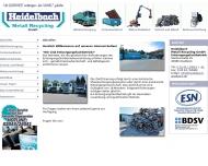 Heidelbach metall recycling gmbh