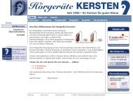 Bild Hörgeräte Kersten Verwaltungs GmbH