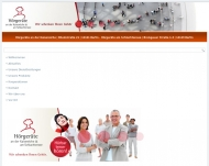 Bild Webseite Hörgeräte an der Kaisereiche Berlin