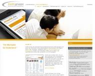 Website markt.gruppe Verwaltungs