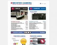 Bild Webseite Martin Meister Hamburg