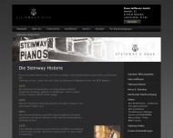Website Piano Hoffmann