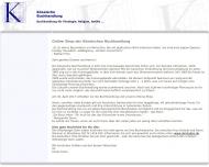 Bild Köselsche Buchhandlung Hildgard Barth GmbH