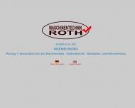 Bild MASCHINENTECHNIK ROTH GmbH & Co. KG