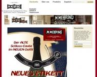 Bild Webseite M. Mehring Köln