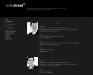 Website Medienstrand