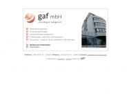 Bild Webseite O. Meany Medical Data & Project Management Nürnberg
