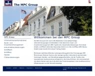 Bild Webseite MPC Münchmeyer Petersen Marine Hamburg