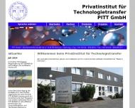 Bild PITT Privatinstitut für Technologietransfer GmbH