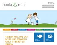 Bild Paula & Max Kindertagesstätten GmbH