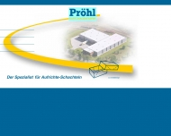 Pr?hl Kartonagenfabrik GmbH Co. - Ihr Spezialist f?r Aufrichte-Schachteln