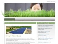Bild Webseite Plain Energy München