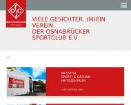 Bild Osnabrücker Sportclub/MTV 1849 - OTV 1861 - OSC 1849 -