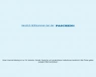 Bild Webseite Paschen Hamburg