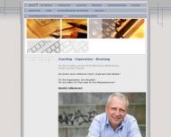 Bild Webseite ProGut MTC Berlin