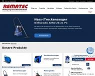Bild Rematec- Beteiligungsges. mbH & Co. Handel mit Reinigungsbedarf KG