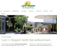 Bild Webseite Lutz + Riepert Reutlingen