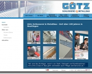 G?tz - Schlosserei Metallbau