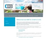 Bild ODB-Tec Verwaltungs- und Beteiligungs-GmbH