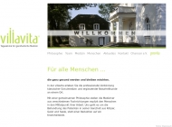 Bild Webseite Villavita Köln