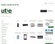 Bild U.T.E. Electronic GmbH & Co. KG