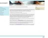 Bild Webseite ARÖW-Gesellschaft für Arbeits-, Reorganisations- und ökolog. Wirtschaftsb. Duisburg