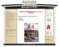 Bild Webseite Apotheke am Hochmeisterplatz Ansgar Brieden Berlin