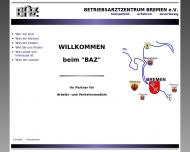 Bild Betriebsarztzentrum Bremen e.V.