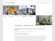 Bild Webseite Gröne Immobilien München