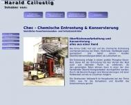 Bild Chemische Entrostung & Konservierung H. Czilustig e.K.