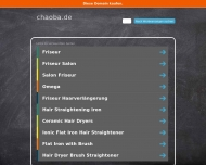 Bild Webseite CHAOBA Stuttgart