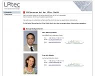Bild LPtec GmbH