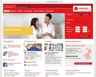Bild Webseite  Hannover
