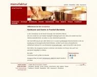 Bild Menufaktur GmbH