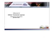 Bild Webseite Millioud Beratender Ingenieur Karlsruhe